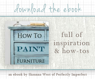 HOW TO PAINT FURNITURE eBook by Shaunna West