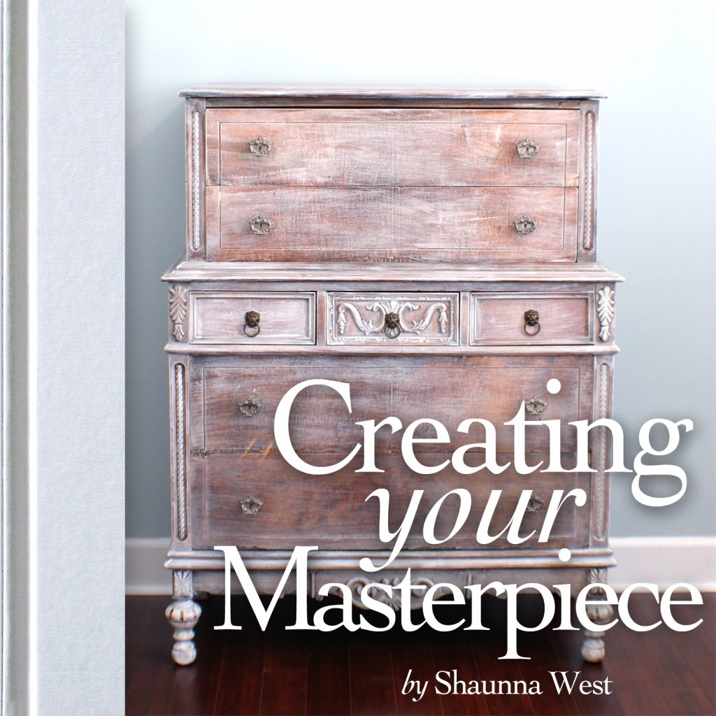 how to paint furniture ebook