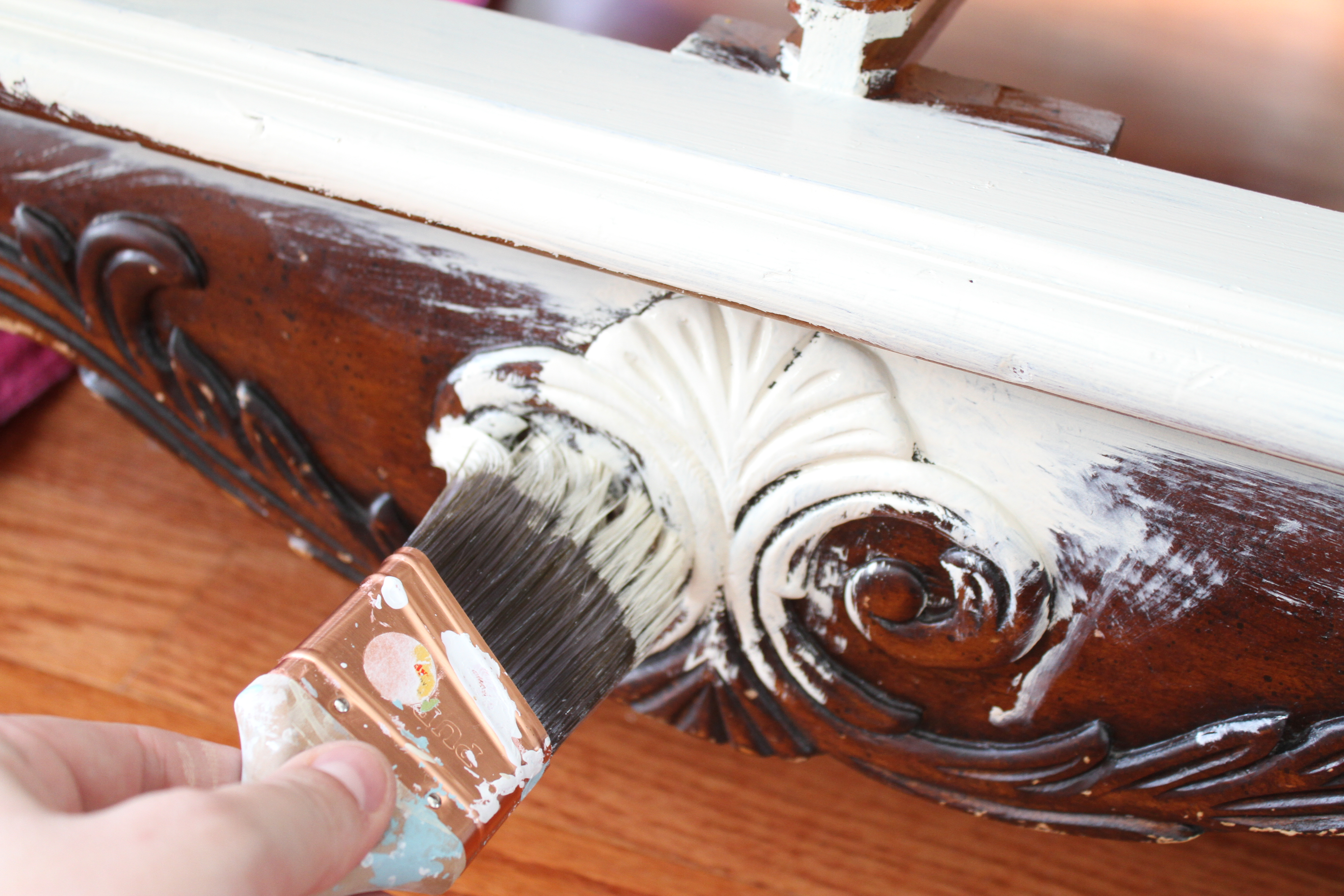 Can You Use Chalk Paint Over Bare Wood