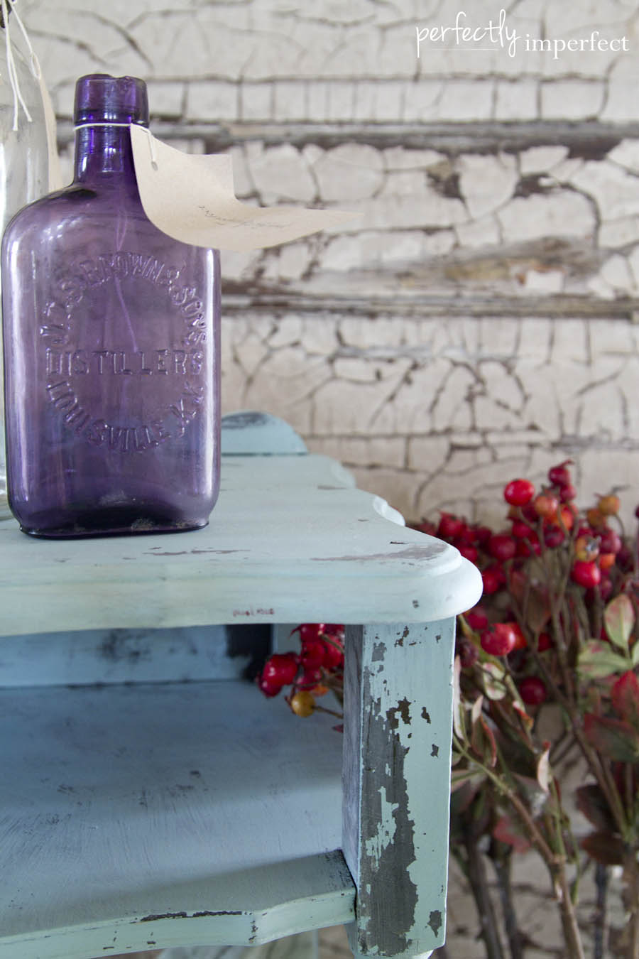 Perfectly Imperfect Lavender Bottle