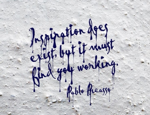 On Finding Inspiration