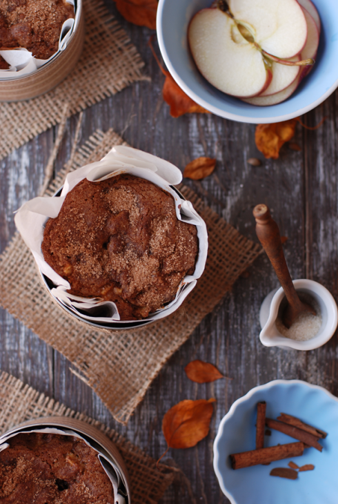cinnamon-apple-cake-overhead-warmer