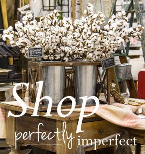 Shop perfectly imperfect Button Cotton