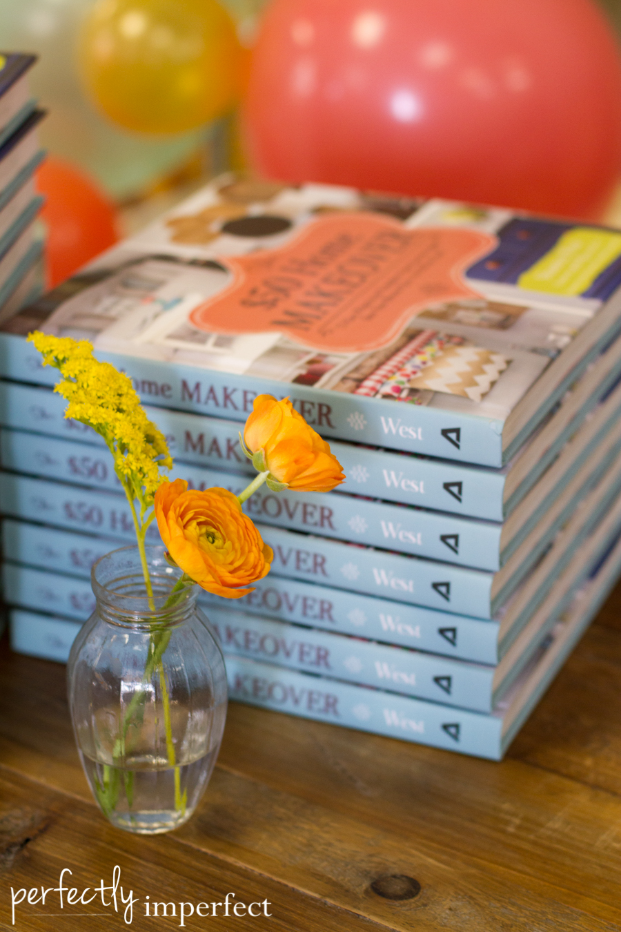 Perfectly Imperfect The $50 Home Makeover Book Launch Party-8