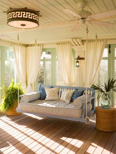 Perfectly Imperfect | DayBed Swing Inspiration