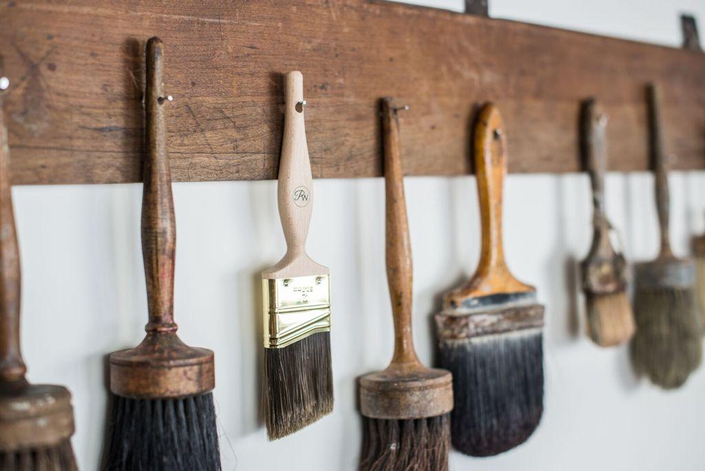 Parsons West Collection Paint Brush