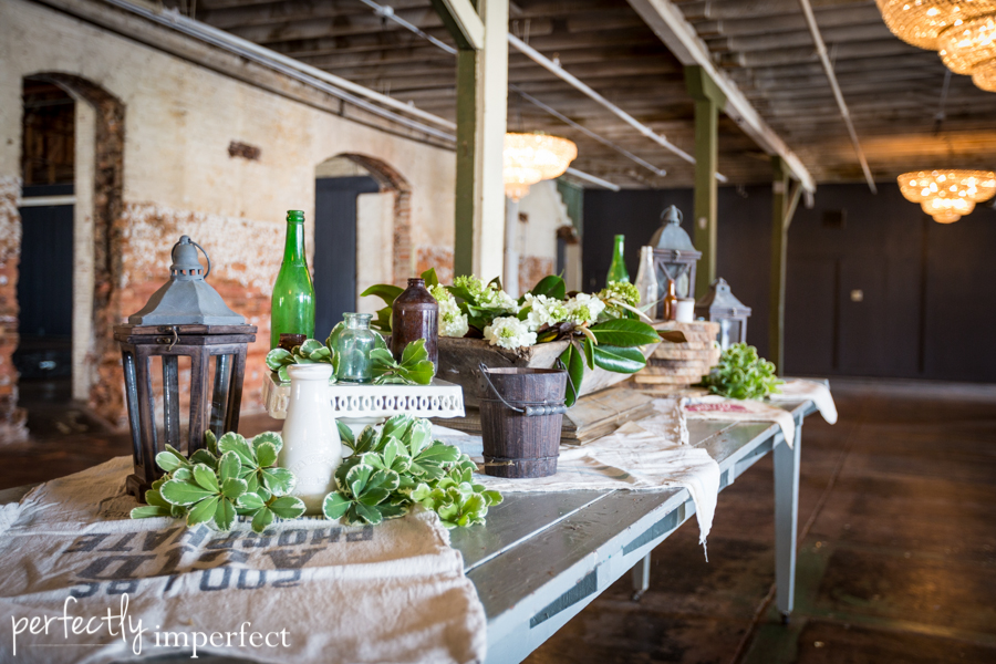 Perfectly Imperfect The Southerly Warehouse Tablescape Ideas-2