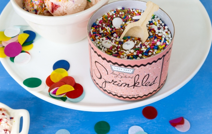 Perfectly Imperfect Dessert Bowls Fishs Eddy Sprinkles-4