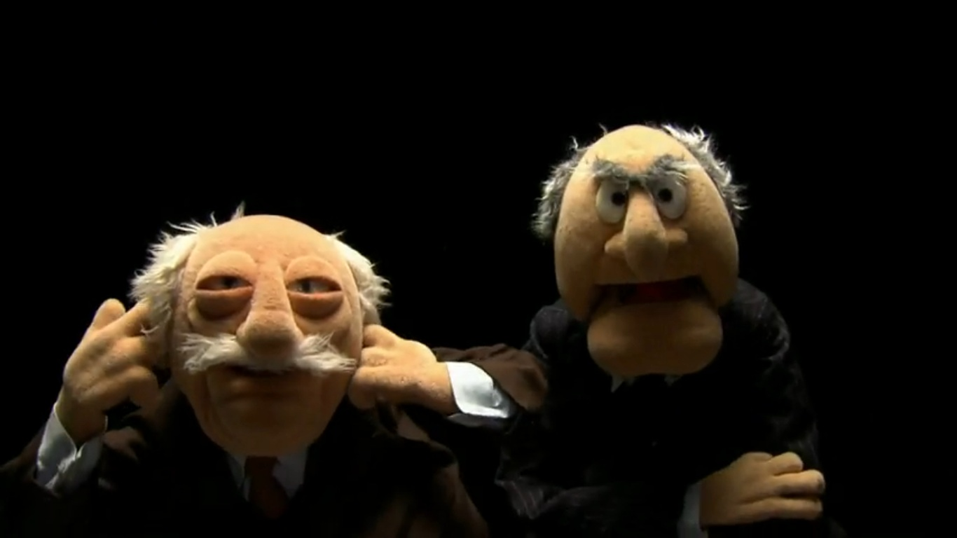 Muppet Judges