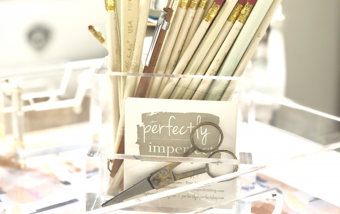 Perfectly Imperfect | Creating | Creative Business