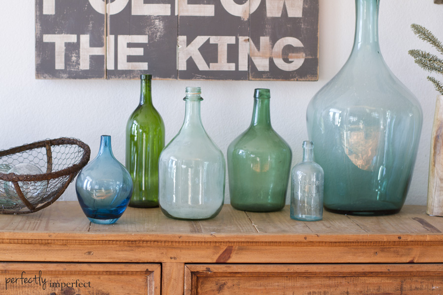 Perfectly Imperfect Vintage Bottles 2