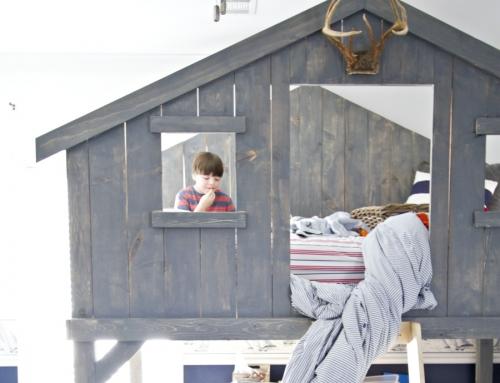 A Loft Fort Bed