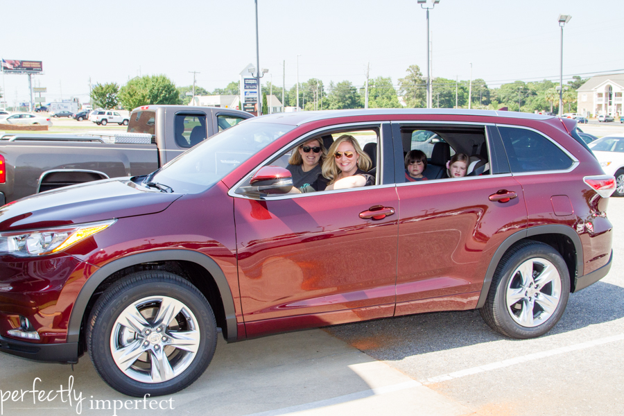 Make Room: the 2014 Toyota Highlander