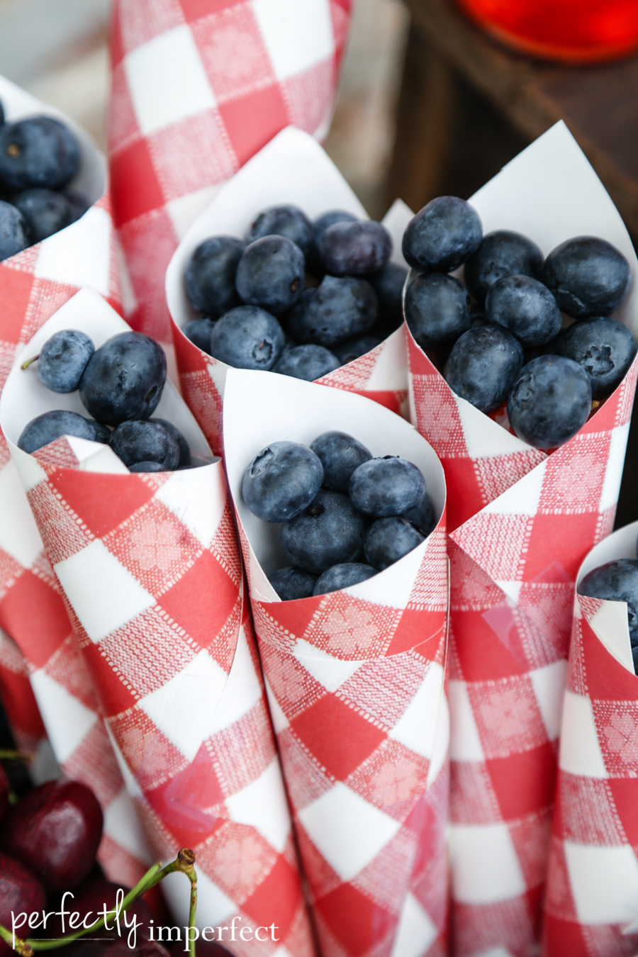 4th of July DIY: Simple Kids Treat Bar