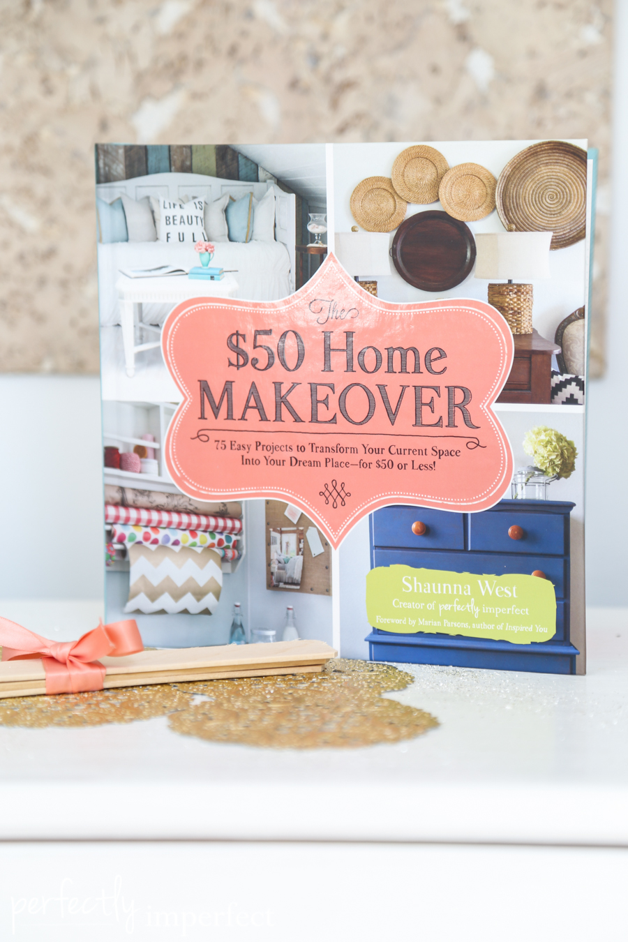 You're Invited: The $50 Home Makeover Book Launch Party!