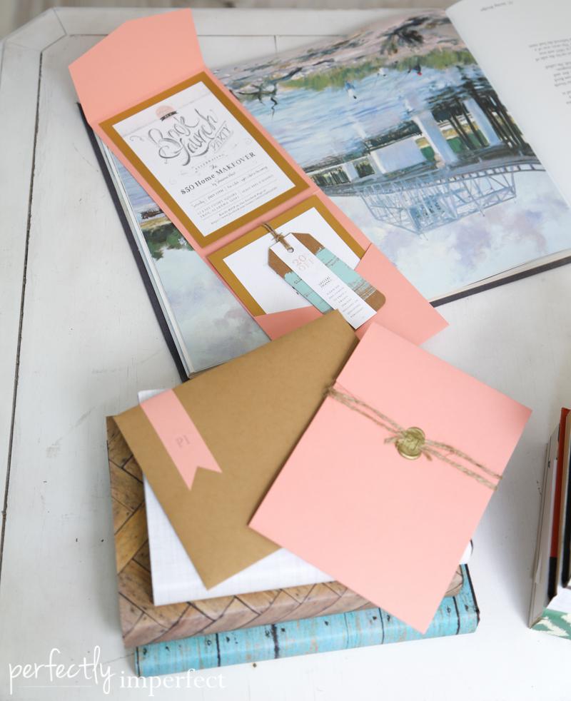 Book Launch Party Invites | Counterpart Brand & Design