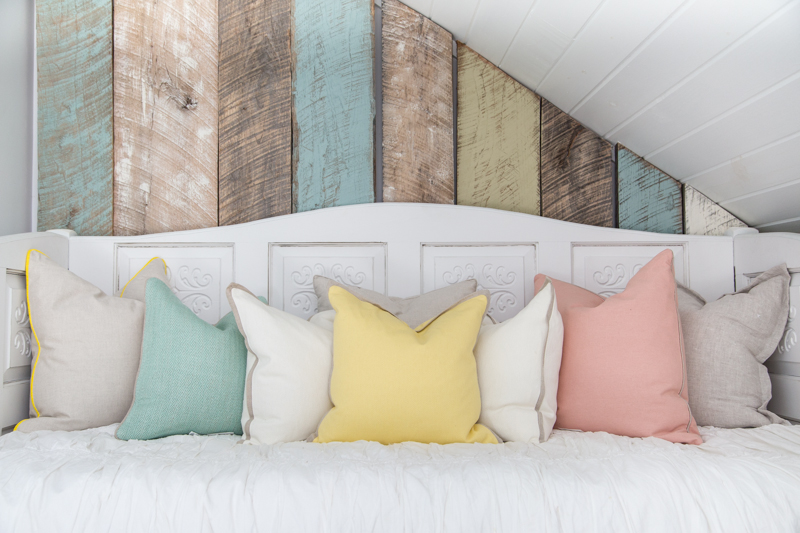 The Summer Pillow Collection, a Sale, & House Beautiful