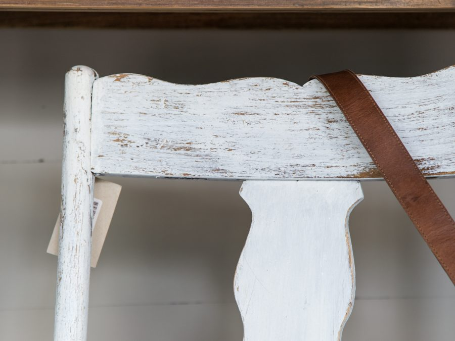 Ironstone Rocking Chair