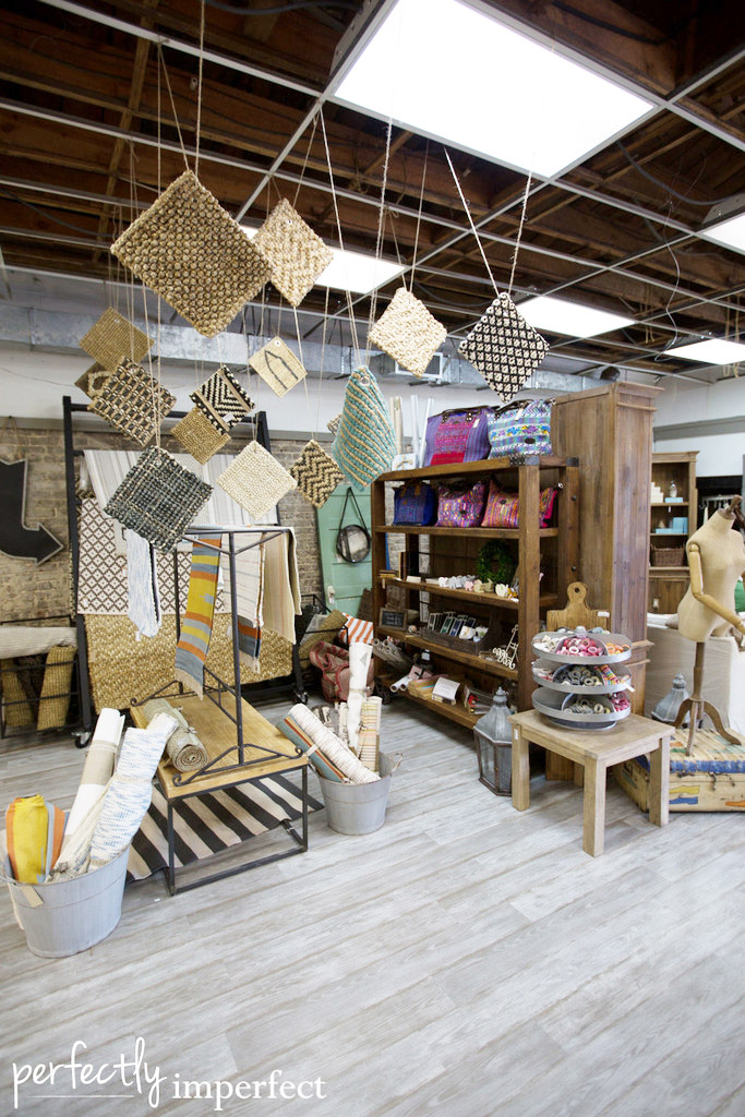 Perfectly Imperfect Blog: Perfectly Imperfect Shop Displays