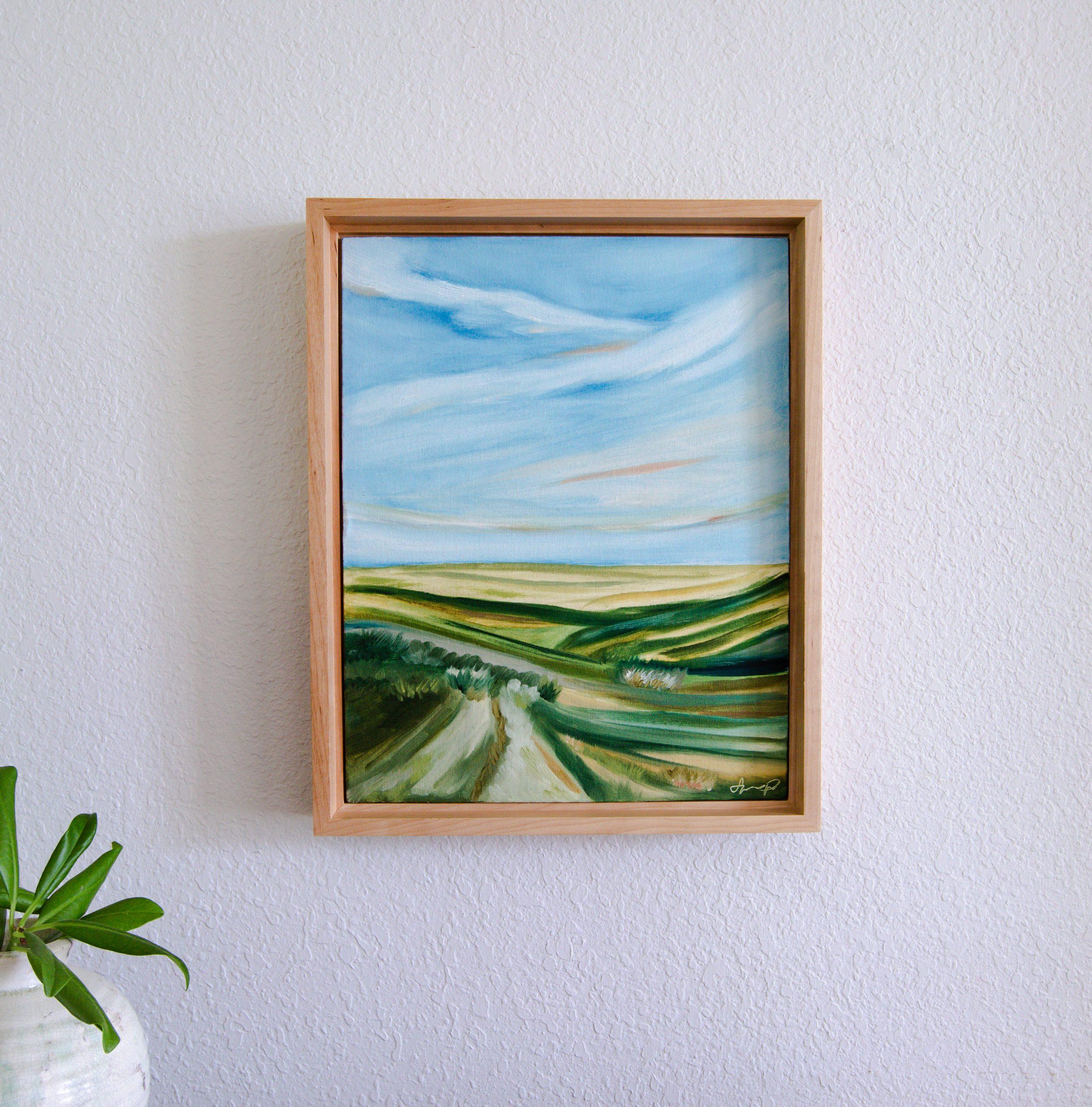 Magic + Landscapes Collection | Landscape Paintings for Sale | Shaunna West | Loose, Modern Landscapes