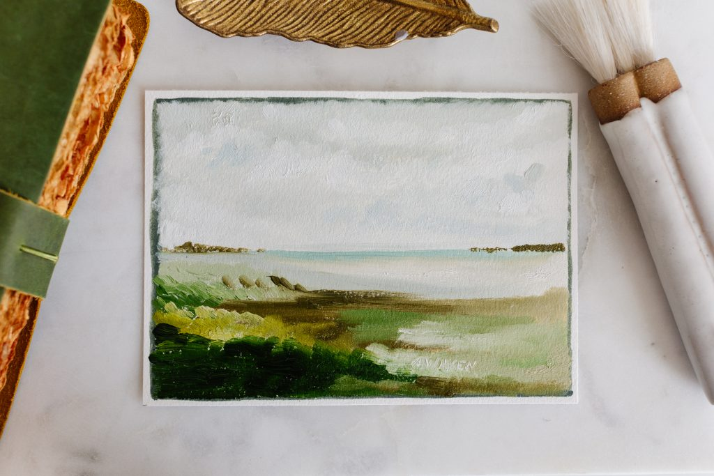 100 Landscapes   Collection Preview   Original Oil Paintings   Shaunna Parker